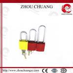 38mm Steel Shackle Diameter Auto-Populated  Safety Aluminum  Padlock