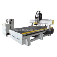 Wholesale Changing 4 Pcs Tools Linear ATC CNC Router with SYNTEC System from china suppliers