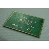 Wholesale 12 Layer Green Solder Mask FR4 High Tg PCB Fabrication with Immersion Gold Finishing from china suppliers