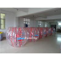 Wholesale Human Sized Inflatable Bumper Ball PVC Colored Large For Adult from china suppliers