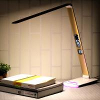 Wholesale Adjustable desk lamps 12W high definition display 3000K - 5000K CCT dimmable 80ra from china suppliers