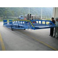 Quality Hydraulic Loading Dock Hydraulic Dock Leveler , Ramp with Working Height 1.2 - 1.8 m for sale