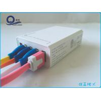 Wholesale Quick Charge 2.0 Portable USB Travel Charger 5 USB Outports Short Circuit Protection from china suppliers