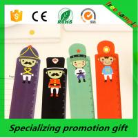 Wholesale Cute Cartoon Colours  Plastic Straight Ruler with Colorful Custom made in China from china suppliers