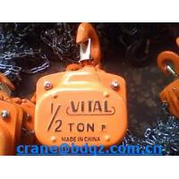 Wholesale high quality/competitive price  HS-VT type vital  manual  chain hoist with certification from china suppliers