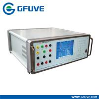Buy cheap Three Phase Portable Panel Power meter Calibrator with AC DC voltage and current source from wholesalers