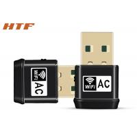 Wholesale 2.4Ghz 5ghz WPS dongle AC USB Wifi Wireless Adapter with internal antenna from china suppliers