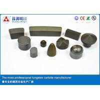 Wholesale ISO9001 14001 Shield Cutter Tungsten Carbide Blade Tips For Mining from china suppliers