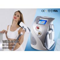 Wholesale 1064 ND YAG 532 KTP Q-Switched ND YAG Laser Tattoo Removal Machine Pigmentation Removal from china suppliers