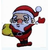 Buy cheap Santa Claus Embroidery Patch (No. 8) from wholesalers