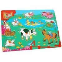 Buy cheap Wooden Puzzle from wholesalers