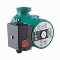 Wholesale Circulator pump, low noise, low energy, completely welded rotor, 2-year warranty from china suppliers