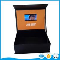 Wholesale 7 Inch Tft Color Screen Lcd Video Business Cards / Video Booklets Built In 1400mah Battery from china suppliers