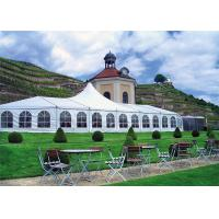 Wholesale 300~2000 People Big Wedding Tents With Tables And Chairs Heavy Duty / Fire Proof / Wind Proof from china suppliers