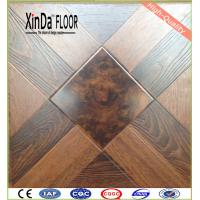 Buy cheap size ac3/4/5 hdf water resistant waxed click parquet flooring laminate flooring from wholesalers