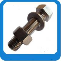 Wholesale Custom Alloy steel / Stainless Steel Bolt ANSI , BSW , DIN standard 6mm - 1000mm from china suppliers