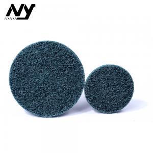 Quality Type R Quick Change Sanding Discs 2 Inch , Grinding Hard Locking Sanding Discs for sale