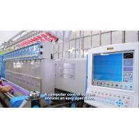 Wholesale Professional Embroidery Quilting Machine , Easy Stitch Sewing Machine For Curtains from china suppliers
