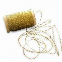 Wholesale Waved and Painted Iron Wire, Available in Various Colors from china suppliers