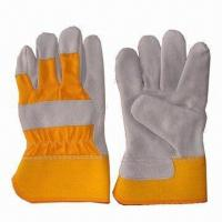 Wholesale Leather Welding Working Gloves, Used in Heavy-duty Industry  from china suppliers