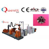 Wholesale Metal Cladding Machine Quenching , 4KW Fiber Transmit Laser Cladding Equipment from china suppliers