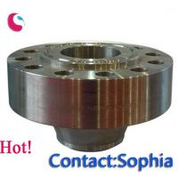 Wholesale PN6-PN100 steel flanges from china suppliers