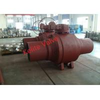 Wholesale Fire Safety Welded Body Ball Valve Forging Material Extended Bonnet from china suppliers