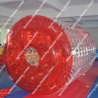 Wholesale PVC Inflatable Water Games , Commercial Inflatable Hamster Ball from china suppliers
