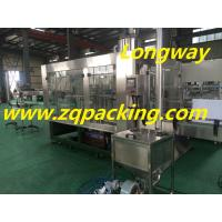 Wholesale Chinese Monoblock 5L PET Bottle Mineral /Pure/Drinking Water Filling Bottling Machine/Plan from china suppliers