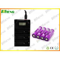 Wholesale Smart LCD Lithium Battery Charger for 18650 / 26650 / 32650 Li - ion Battery from china suppliers