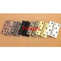 heavy duty Hinges for box window door with Satin,Polish,AC/AB/Brass Plated