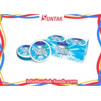 Wholesale Extra Strong Round Peppermint Hard Candy Cool Fresh In Round Box from china suppliers