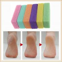 Buy cheap Nail & Callus Care pumice sponge for foot from wholesalers
