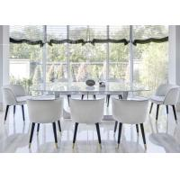 Buy cheap Modern Hotel Dining Room Furniture Chair with Wood and Stainless Steel Leg from wholesalers