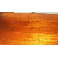 Wholesale Maple Engineered Flooring Flooring handscraped and Distressed Surface from china suppliers