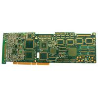 Wholesale HiTg FR-4 / FR-4-TG170 / TG180 Multilayer Custom PCB Boards 4 Layer For Game Machine from china suppliers