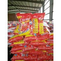 Wholesale 10kg Toa brand name lemon fragrance bulk bag washing powder/10kg laundry powder wholesale to congo market from china suppliers