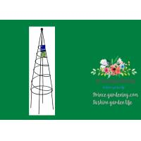 Wholesale Black Garden Spiral Plant Support With Strong Welded Steel Construction from china suppliers