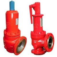 Wholesale 150# Full lift safety valve type Pressure Reducing Valves with Flanged end cast steel body from china suppliers