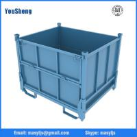 Wholesale Export warehouse Foldable storage Metal cage from china suppliers