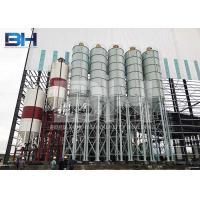 China Durable Cement Silo For Concrete Mixing Plant Custom Service Acceptable on sale