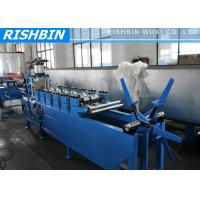 Wholesale LGSF Stud Track Steel Frame Roll Forming Machine Holes Punching for Roof Truss from china suppliers