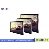 Wholesale 1920x1080P LED Backlit wall mount lcd display , video Advertising Digital Signage from china suppliers