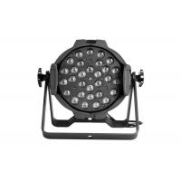 Wholesale 36 * 3 Watt LED Par Zoom / LED Wall Wash Stage Light with Die Cast Aluminum Housing from china suppliers