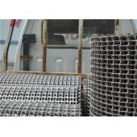 Wholesale Food Processing Wire Mesh SS Conveyor Belt For Cooling And Freezing from china suppliers