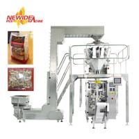 Wholesale Large Vertical Pouch Packaging Machine With Nitrogen Flushing For Bake Nuts from china suppliers