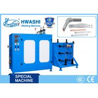 Wholesale Hwashi Automatic Resistance Spot Welder , Copper Braided Wire Welding Machine from china suppliers