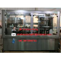 Wholesale Fruit juice production line/Tea juice hot 3 in 1 filling machine from china suppliers