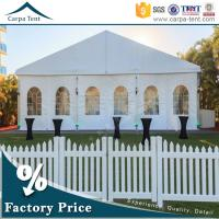 Wholesale Large Party Tent Anti-UV White Tents for Outdoor Party Functions from china suppliers