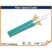 Wholesale Teal Zipcord Indoor Fiber Optical Cable from china suppliers